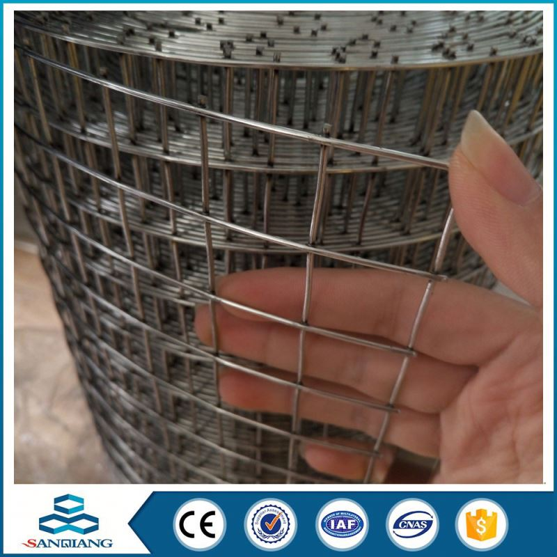 10 gauge pvc black welded wire fence mesh panel dog cage