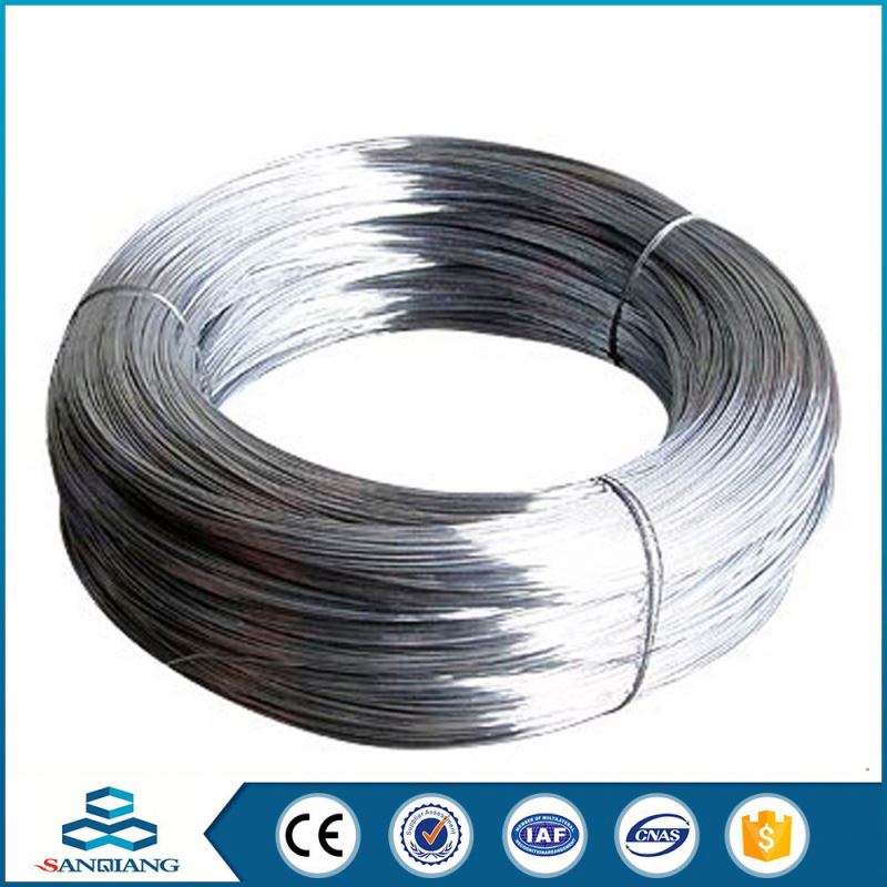 pvc galvanized iron hexagonal wire mesh bwg21