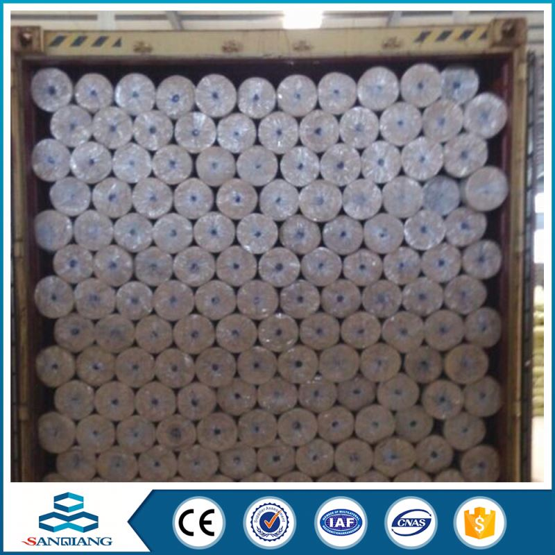 anticorrosion anti-aging pvc welded wire mesh for rabbit cage