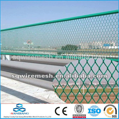 Hebei factory low price SQ--expanded mesh