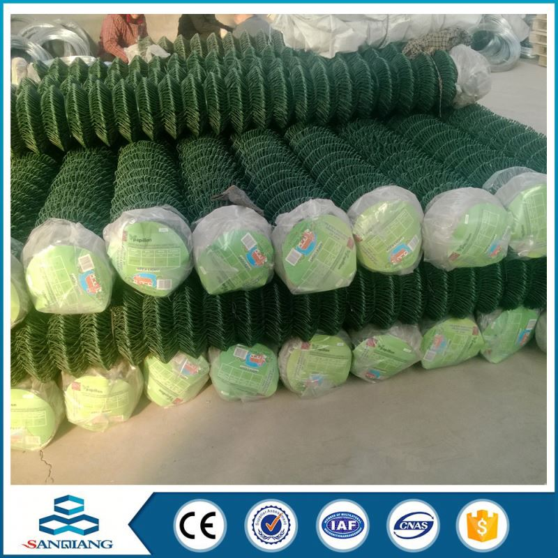 wholesale pvc coated 1 inch insulated chain link fence