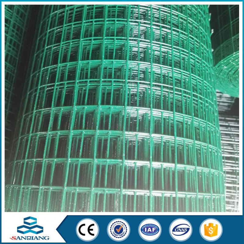 100 x 100mm galvanized welded wire mesh for fence panel