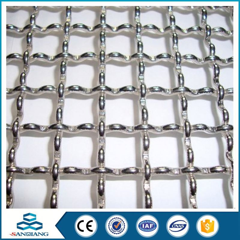 Competitive Price beautiful stainless steel crimped wire mesh
