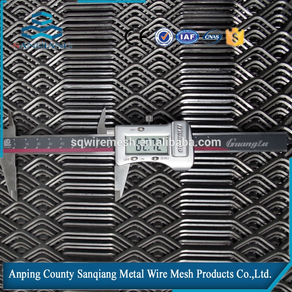 stainless steel ,galvanized , PVC coated expanded metal lath