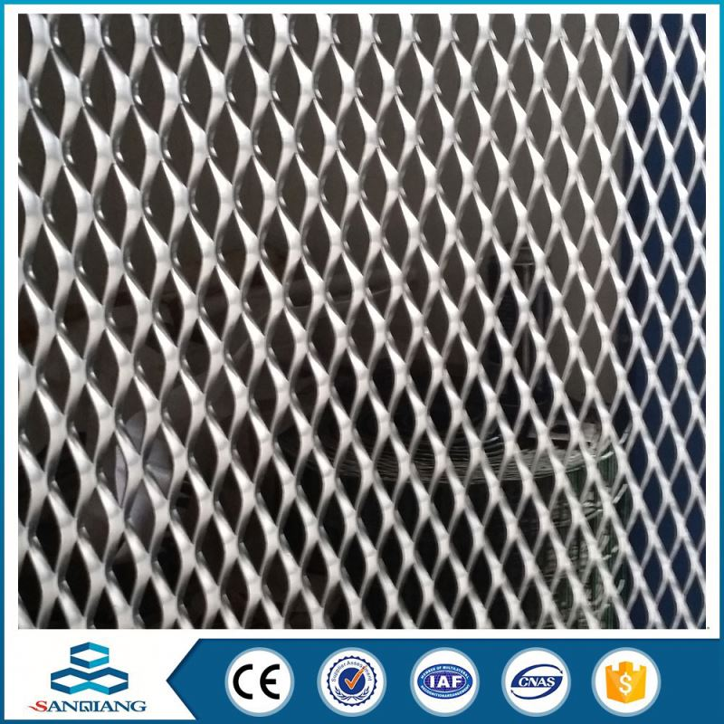 latest hexagonal pattern galvanized expanded metal mesh for car grilles price