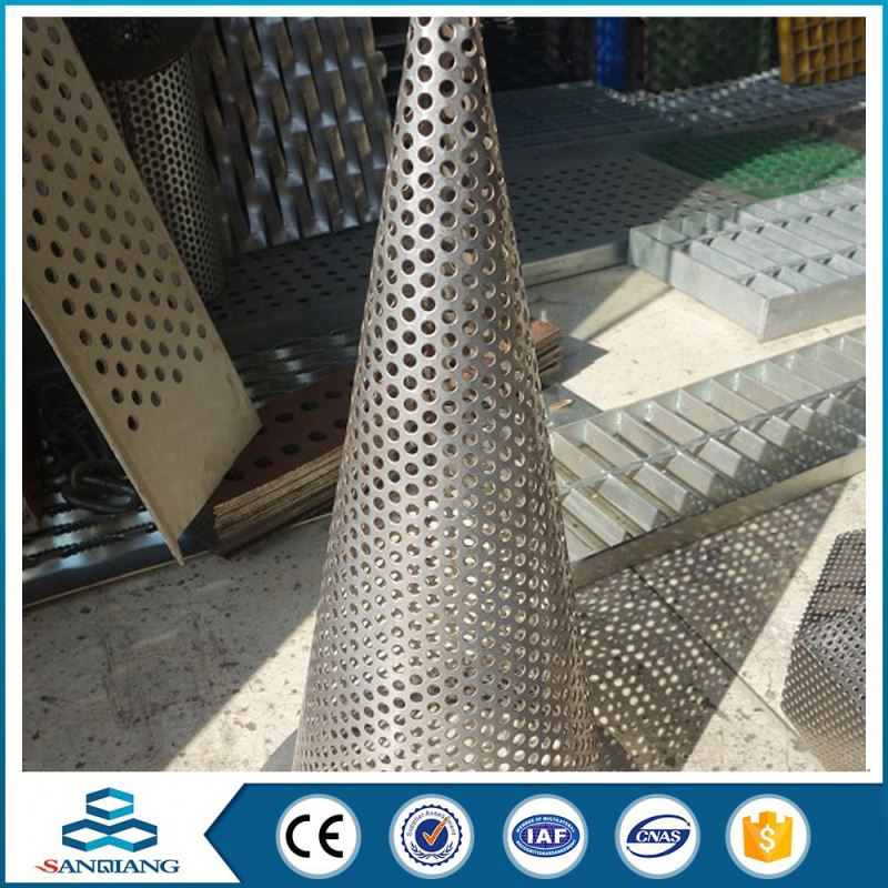 custom union jack hole perforated metal mesh sheet at cheap price