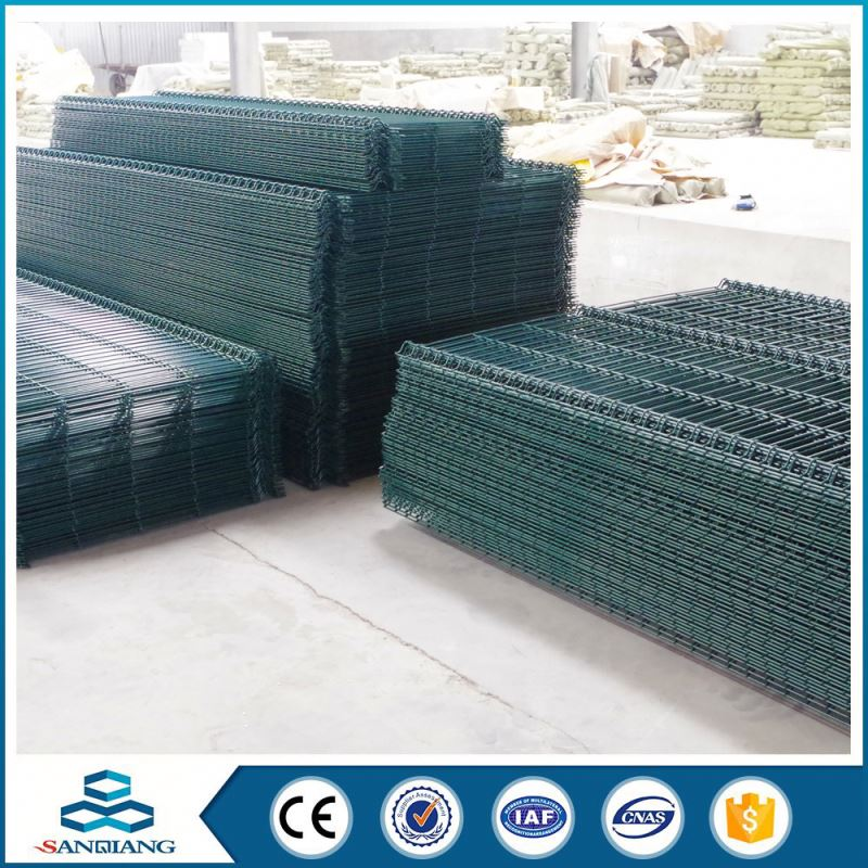 aluminium galvanized decorative wire easy to install pvc coated china fence