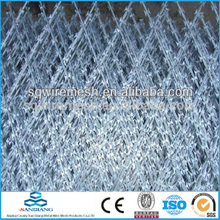 BWG11#-20# barbed wire fence(Anping)