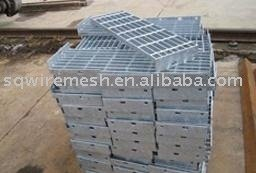 steel frame lattice