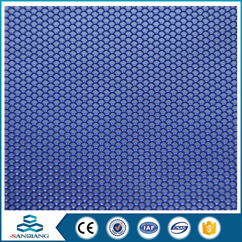 finely processed small hole grid mesh/expanded metal mesh