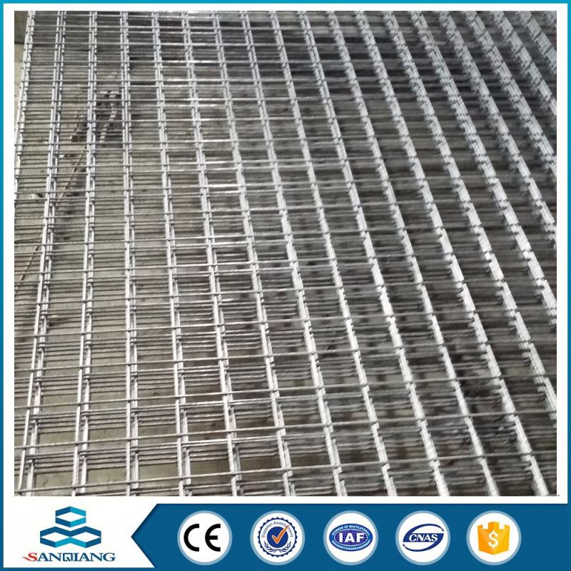 5x5 galvanized welded wire mesh panels machine in china