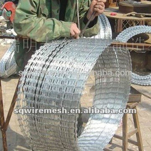 Galvanized Or hot-dipped galvanized blade iron wire mesh