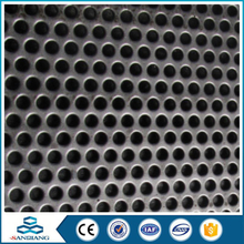 circle special aping r ing perforated metal sheet mesh for building