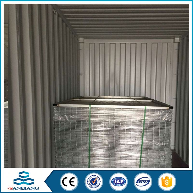 12# wire diameter pvc economic welded wire mesh panel of manufacturer