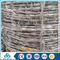 hot dipped single type competitive price galvanized razor barbed wire