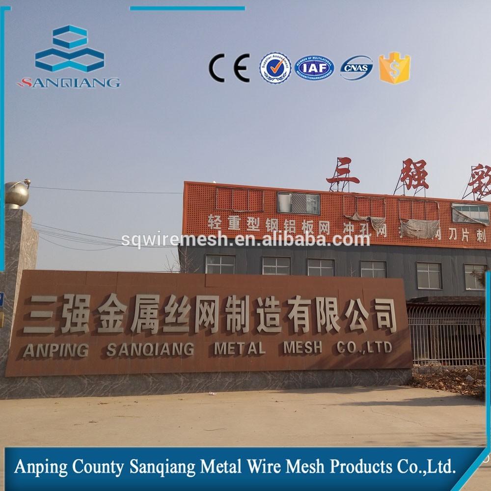 Anping factory hexagonal mesh sheet